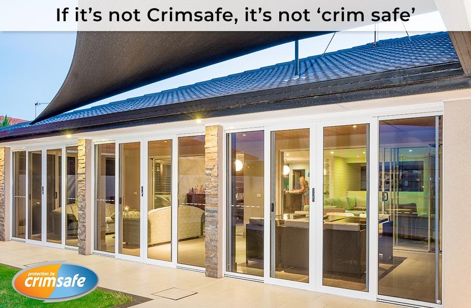 Crimsafe Security Canberra